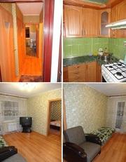 1-2-3-4-хкомнатные квартиры на сутки,  часы в ЖЛОБИНЕ.