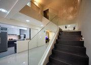 Ограждение балконов,  лестниц из закаленного стекла
