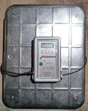 Продам или сдам в аренду весы торговые напольные с эл.табло,  до 150кг макс.