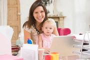 Работа для мам с детьми и домохозяек