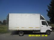 Грузотакси до 3т по Гродно и области мебельный фургон (4, 2/2, 1/2, 1) Грузчики.