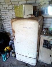 Холодильник Днепр в рабочем состоянии