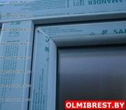 Окна ПВХ Salamander Streamline в Бресте. Оригинальный немецкий профиль