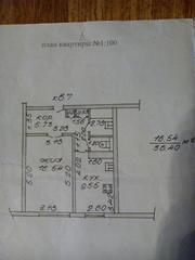 Срочно 1-комнатная квартира на Даманском