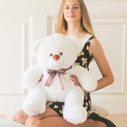 Подари огромного плюшевого медведя -удиви ребенка