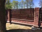 Наш забор - лучшее решение для рачительных хозяев.