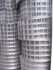 Сетка сварная в рулонах 50х60х1, 5 размером 0, 25х25 метров