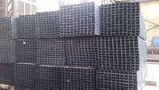 Труба профильная 60х30х2. Хранение на крытом складе.