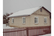 Добротный дом с ремонтом в Несвиже
