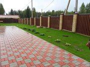 Укладка тротуарной плитки недорого Марьина горка