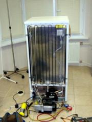 Срочный ремонт импортных и отечественных холодильников с гарантией
