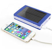 PowerBank на солнечных батареях 20000 mAh