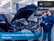 Ремонт двигателя Мерседес в Минске