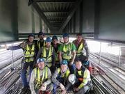 Работа в Польше - монтаж строительных лесов