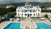 Роскошный Отель на набережной города курорта Геленджика,  Черное море