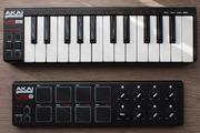 MIDI-КОНТРОЛЛЕР AKAI PRO LPK25