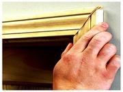 Установим межкомнатные двери из МДФ,  массив, шпон-экошпон и др.