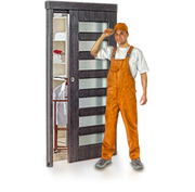 Установка дверей и порталов в комнатах,  быстро,  удобно,  надежно.