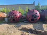 Реактор Сталь -Эмаль 6300 литров